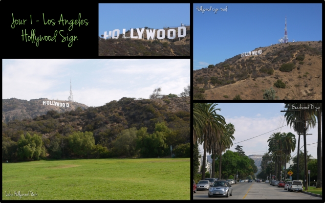 2013 - OA - J1 - LA - Hollywood sign