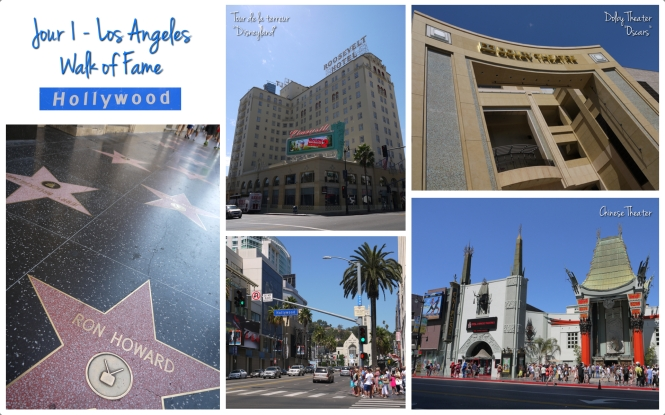 2013 - OA - J1 - LA - Walk of fame